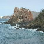 Rocks near Melaque