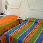 Bedroom at Villas Camino del Mar