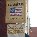 American Flatbread sign