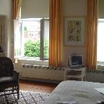 Our room - lovely and affordable