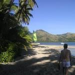 Nukubati Beach