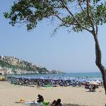 Beach at Vieste