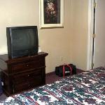 TV No 2 in the bedroom