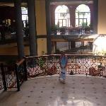 grand reception/lobby