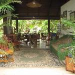 Magellan reception area