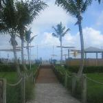 The Alexandra's SunDeck on Grace Bay Beach