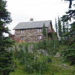 Granite Park Chalet.