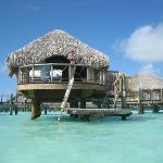 Our Premium Overwater Bungalow