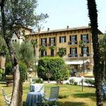 Hotel Maderno from gardens