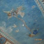 The Fresh Fresco of room nr. 107!