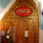 Coca Cola Theme Room