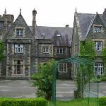 Maenan Abbey Hotel Foto