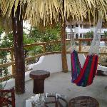Treetop palapa or patio
