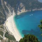 Where are you Antonio?! Beautiful Myrtos