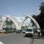 Famous Tusks of Mombassa