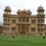 Mohatta Palace Front View