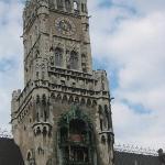 Neues Rathaus  - Glockenspiel show