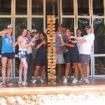 the highest jenga ya wiv the greatest reps jo n holly