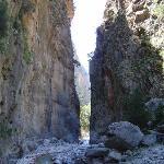 Sumari Gorge