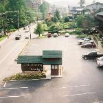 Balcony View Midtown Lodge (view #1)