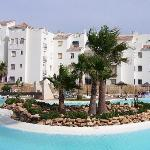 Hotel Almerimar Foto