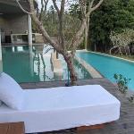 2 pools of Spa (Les 2 piscines du spa)