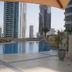 Pool area at GHH