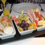 Breakfast platter 1