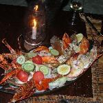 Fantastic seafood platter!