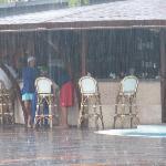 Sometimes it rains - really rains