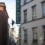 Hotel Noga Brussels-bild