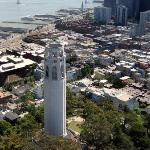 View 75 feet above coit tower [-]