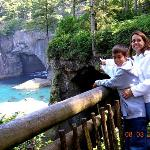 Cape Flattery sea caves