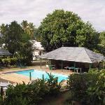 Rakiraki hotel pool