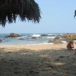Beach at Lindo Mar