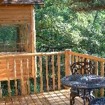 Foto de Treehouse Cottages
