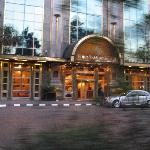 Four Seasons First Residence Entrance