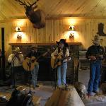 Different entertainment in the lodge every evening.