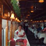 Dinner train excursion