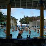 Main Pool Volleyball