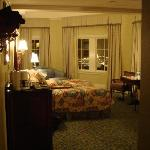 "Another ""Fantasia"" room view from the doorway looking in."