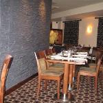 B Blue Restaurant - Lovely Food!