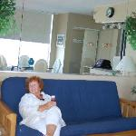 Brought my mom and she loved it! Stayed in rm. 501 and loved it!
