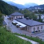 Salzheilstollen Berchtesgaden Foto