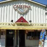 Cafe Fina on  Fisherman's Wharf
