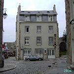 Hotel Restaurant De La Porte Saint-Pierre