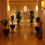 Hallway off main lobby