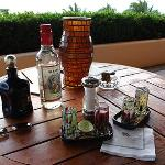 Our sunset Tequila tastings