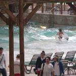 Large Wave Pool