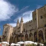 Palais des Papes (Pope's Palace)